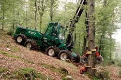 Gremo Harvester 1050 H - 14,7 t