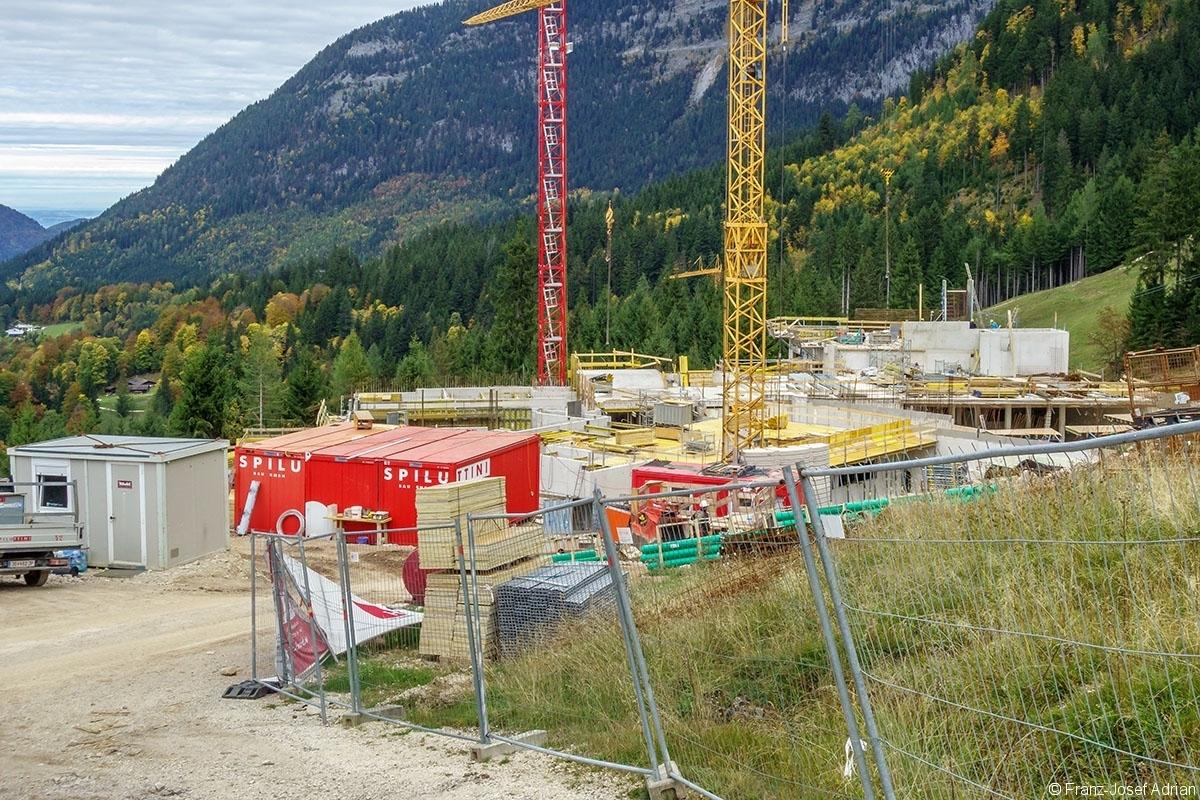 Die Firma Spiluttini gehört dem österreichischen Großaktionär Georg Hinterleitner.