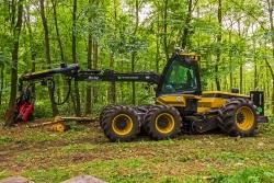 Harvester 590 C von Eco Log