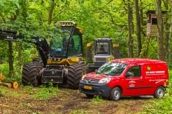 Forstmaschinen von Ten Bulte Rondhout