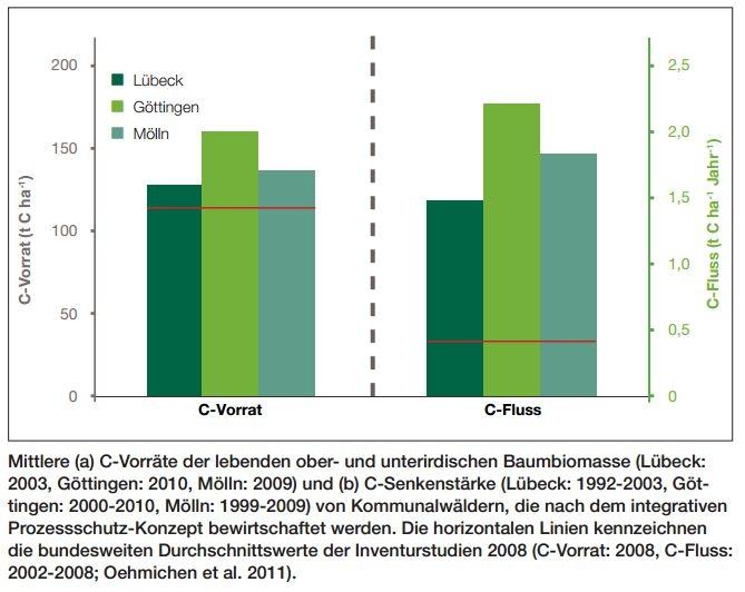 Kohlenstoffvorräte