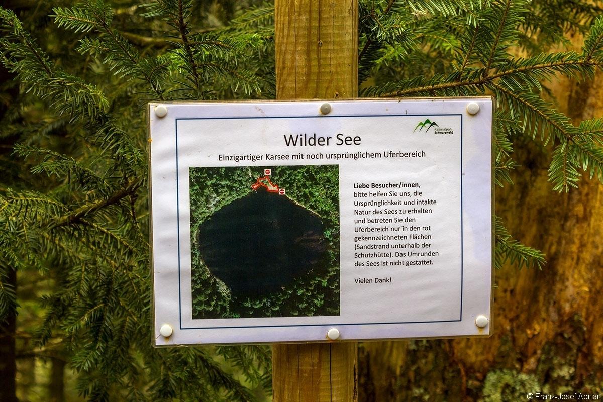 Schild_Wilder_See