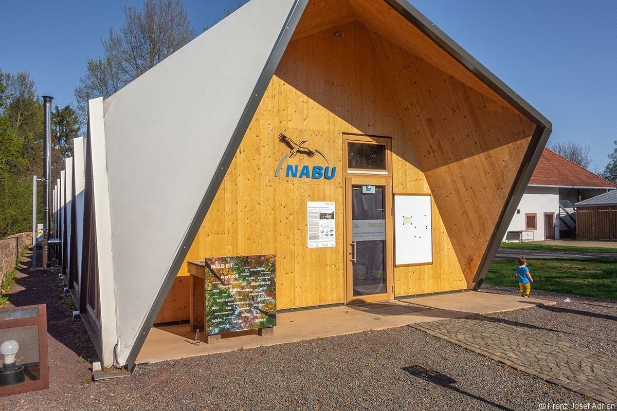 NABU_Waldinfozentrum