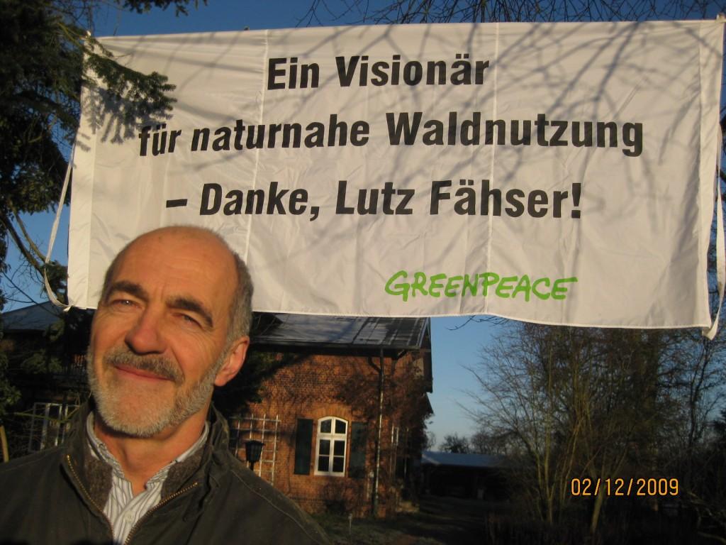 Greenpeace Fähser
