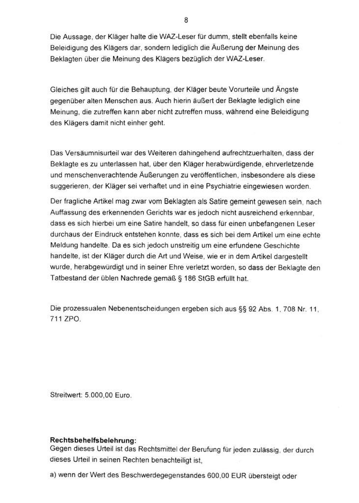 Urteil_Schmaehkritik_8